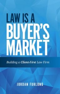 Law is a buyer's market